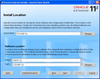 Oracle 11g Install-4