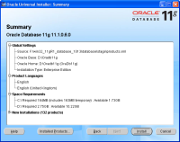 Oracle 11g Install-8