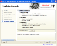 Oracle Fusion Middleware Installation10