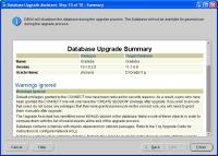 Upgrade 10g to 11g using DBUA - 13