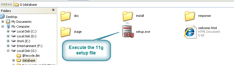 Oracle Database 11g R2 Installation (3/6)