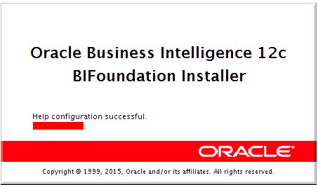OBIEE 12c(OBIEE 12 2 1 0 0) Installation guide on Linux
