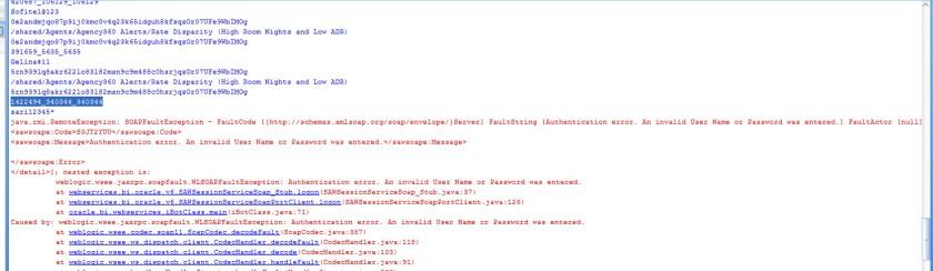 WebService error 2