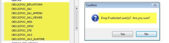 drop-schema